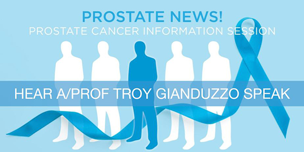 Free Prostate Cancer Infor Session